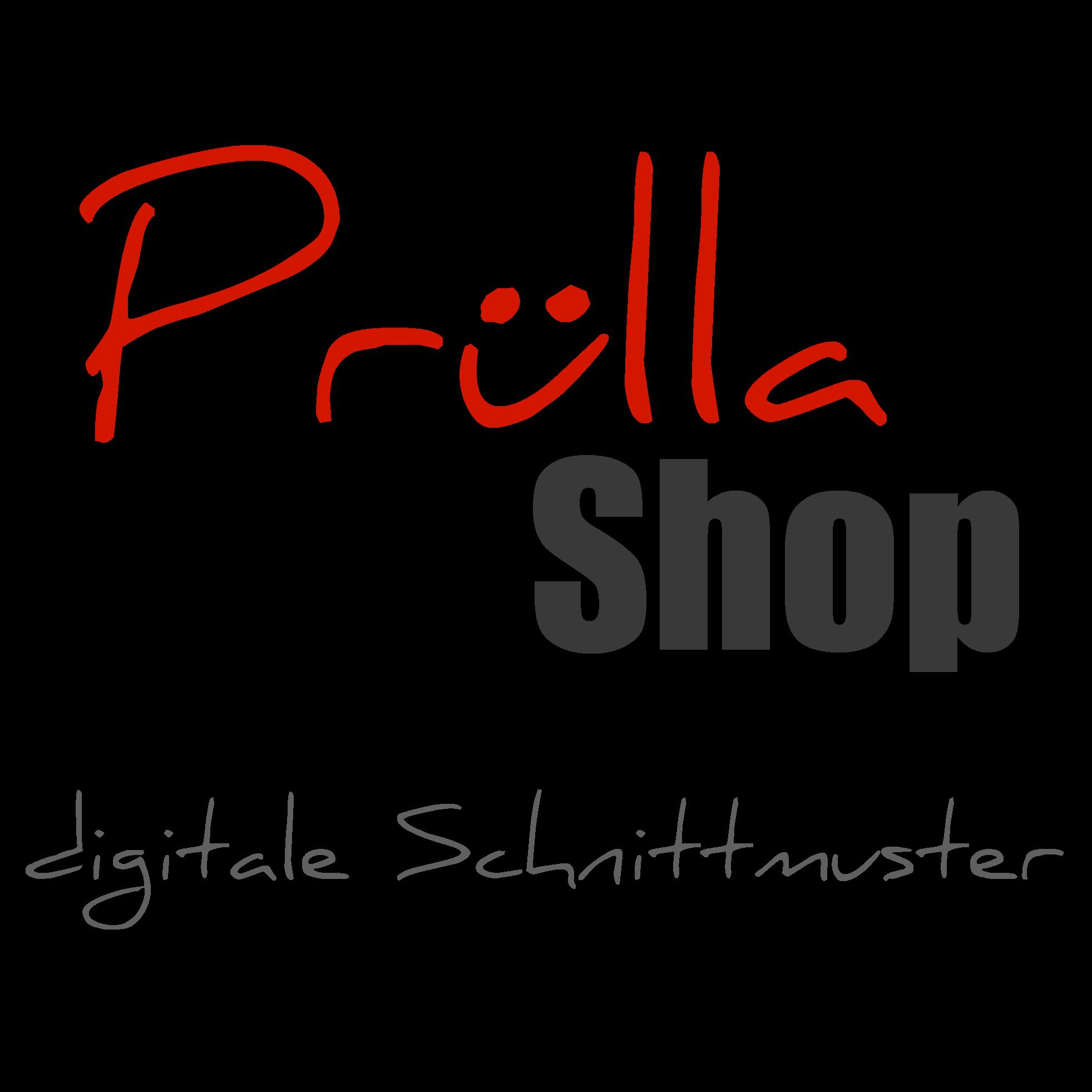Prülla Shop Schnittmuster Ebook
