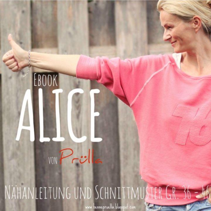 Pruella Raglansweater Alice