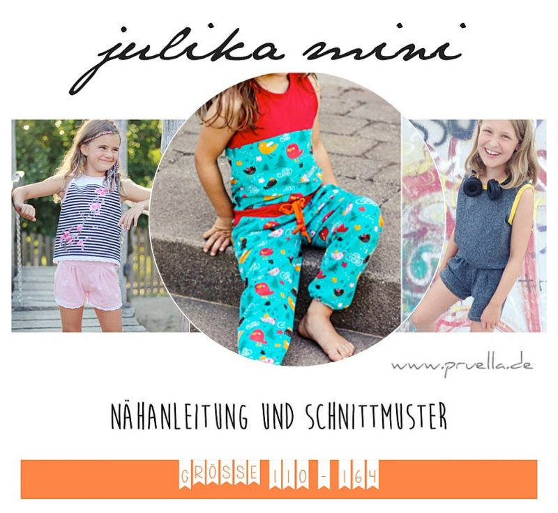 pruella ebook schnittmuster julika mini