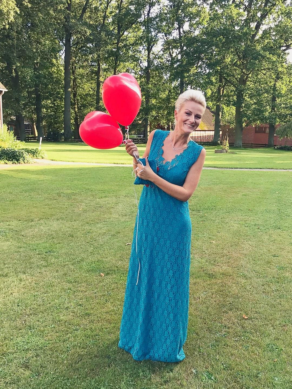 Prülla Pruella Hochzeitskleid Spitze Swafing