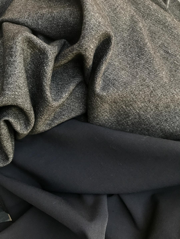 tweed stoffe rot