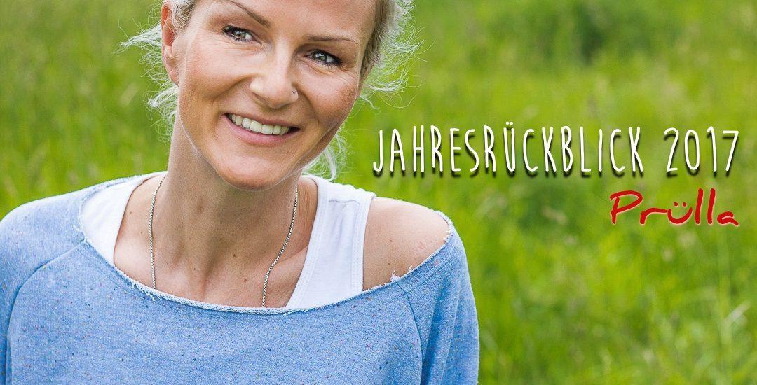 pruella jahresrückblick 2017 nähen sewing Prülla julika jErika Alice Jerik Dira Justhim