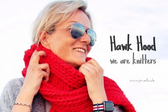 Prülla Pruella Cardigan jOne We are knitters
